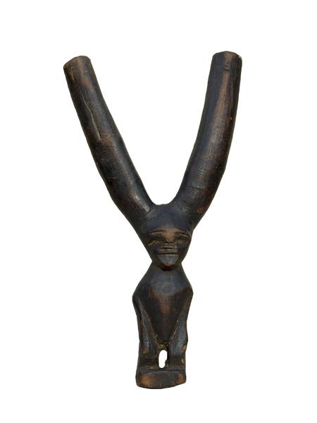 Рогатка народности Senufo Lance Pierres