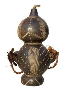 Статуэтка Tikar Lamp [Камерун]