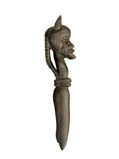 Нож сувенирный [Гвинея], 20 см