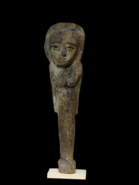 Оригинальная африканская статуэтка из Ганы Мами Вата