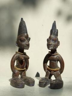 Статуэтка Ibeji [Нигерия]