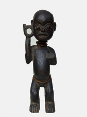 Маски и фигуры народности Bamoun