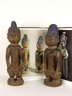 Статуэтки Ibeji [Нигерия] - из коллекции Коровикова В.И.