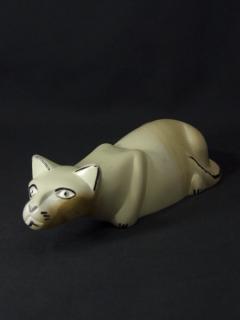 """Статуэтка """"Кошка"""" [Кения], 20 см"""