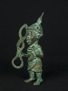 Статуэтка Warrior [Бенин], 18 см