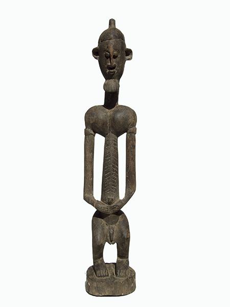 Фигура предка из дерева народности Догон
