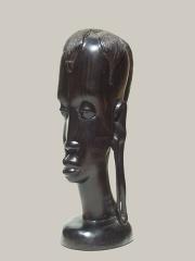 """Купить статуэтку африканской женщины из эбенового дерева """"Мечта поэта"""""""