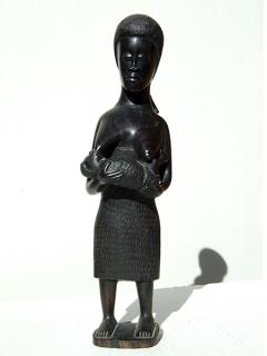 """Статуэтка """"Мать и дитя"""" [Танзания]"""