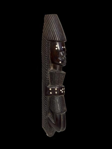 """Купить африканский амулет """"Смирение"""" из эбенового дерева"""