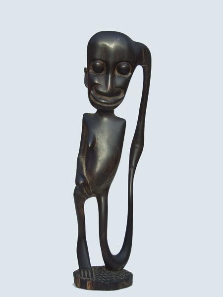 Купить фигурку шетани народности Маконде из эбенового дерева