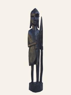 """Статуэтка """"Воин"""" [Кения], 38 см"""