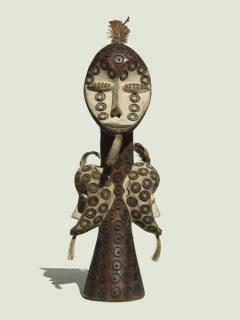 Статуэтка Lega Sakimatwematwe [Конго]