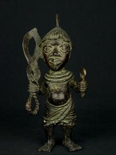 Статуэтка Warrior [Бенин], 21 см