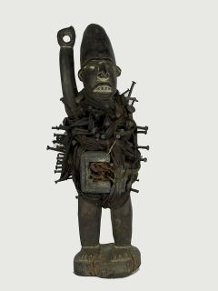Статуэтка Nkisi Nkondi [Конго]