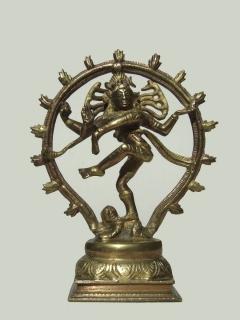 """Статуэтка """"Шива Натараджа"""" [Индия], 18 см"""