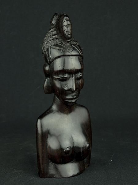 """Статуэтка африканской женщины из эбенового дерева """"Бамако"""""""
