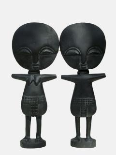 Куклы Ашанти [Кения], 25 см
