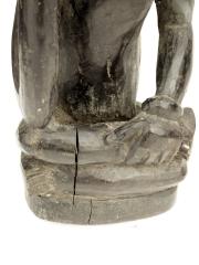 Африканская мемориальная статуэтка вождя народности Yombe