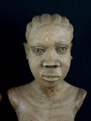 Резьба по дереву из Анголы