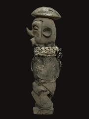 Фетиш народности Yaka, Конго