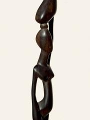 """Статуэтка африканской женщины """"Сегодня"""", Кения, 1878"""