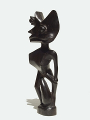 Африканская статуэтка народности Makonde