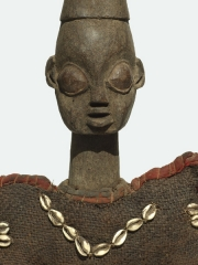 Кукла близнеца Yoruba Ibeji
