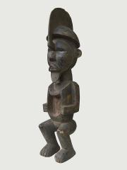 Африканская статуэтка фетиш народности Teke
