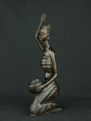"""Статуэтка африканской женщины из эбенового дерева """"Бандиагара"""""""