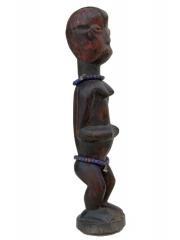 Африканская ритуальная статуэтка народности Okuyi