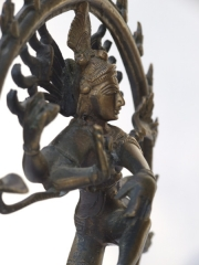 """Купить статуэтку """"Шива Натараджа"""" из бронзы"""