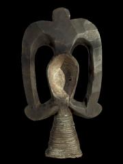 Ритуальная скульптура народа Kwele