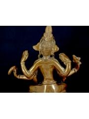 Бронзовая статуэтка богини Лакшми