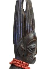 Пара близнецов кукол статуэтки Yoruba Ibeji