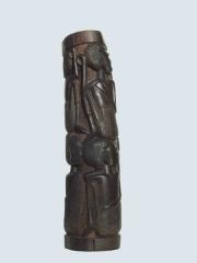 """Африканская скульптура """"Семейное дерево"""" из эбена"""