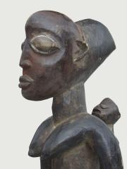 Ритуальная фигура народности Yoruba. Страна происхождения - Нигерия.