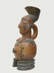 Африканская ритуальная статуэтка Mangbetu