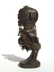 Статуэтка силы - африканский фетиш - Bakongo Nkisi Power Figure