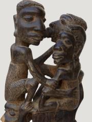 """Африканская скульптура """"Семейное дерево"""""""