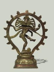 "Купить статуэтку ""Шива Натараджа"" из латуни"