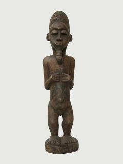 Статуэтка Baule Blolo Bian [Кот-д'Ивуар]