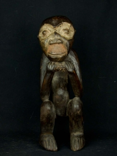 Статуэтка Bulu Gorilla [Камерун]