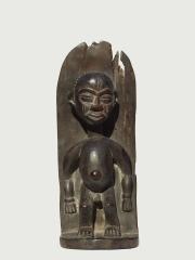 Статуэтка народности Chokwe [Ангола]