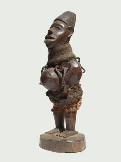 Статуэтка Nkisi [Конго]