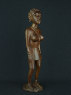 Статуэтка «Девять жизней» [Гвинея]
