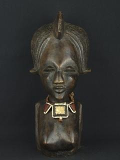 Статуэтка «Идеальная женщина» [Мали]
