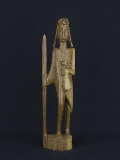 Статуэтка «Воин Масай» [Кения]