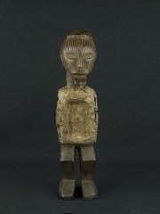 Аутентичная африканская статуэтка фетиш Bateke