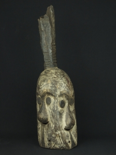 Маска наголовник Lega [Конго]