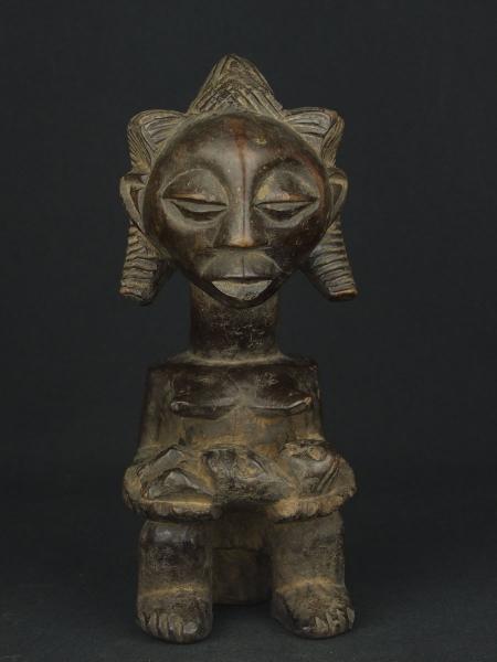 Фигурка женщины матери народности Luba